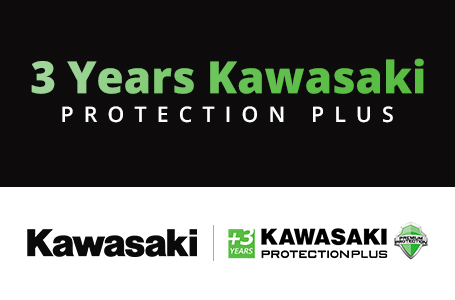 3 Years Kawasaki Protection Plus - Ninja 300