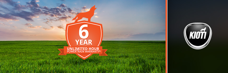 KIOTI: 6 Year Unlimited Hour