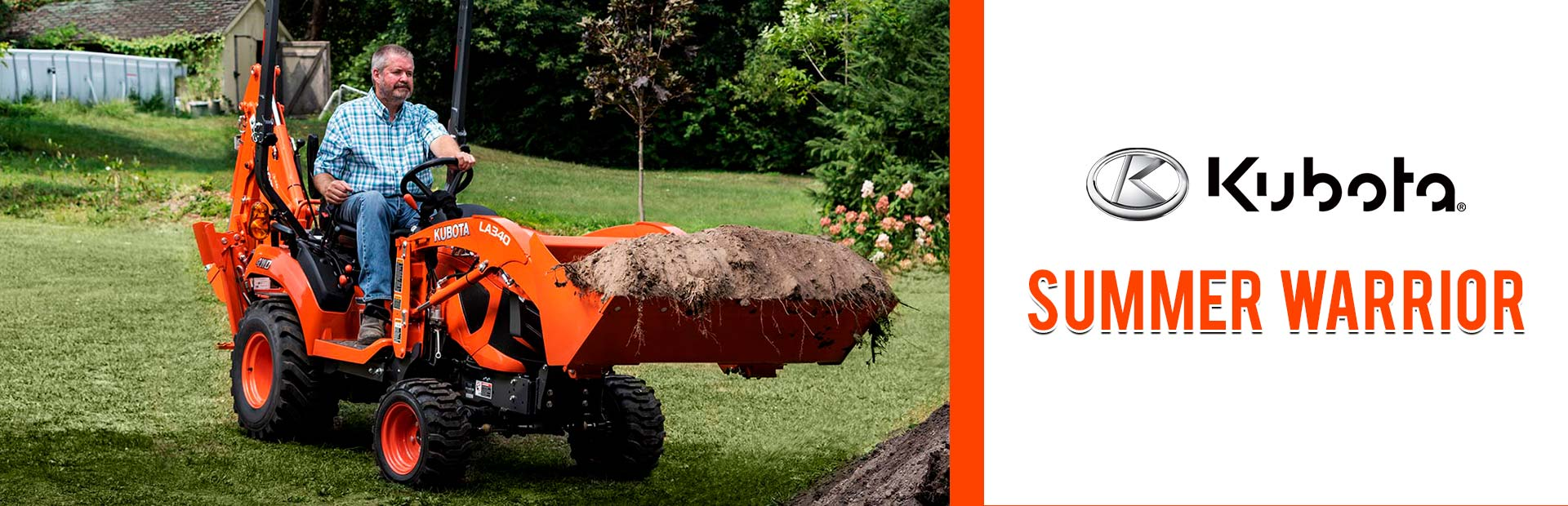 Kubota: Summer Warrior