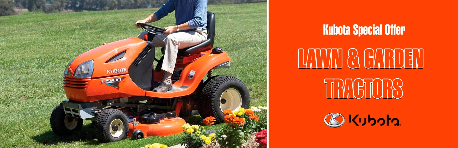 Kubota Kubota Special Offer Lawn Garden Tractors Bill S Power Center Brookfield Wi 262 781 6400
