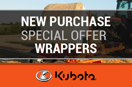 New Purchase Special Offer - Wrappers