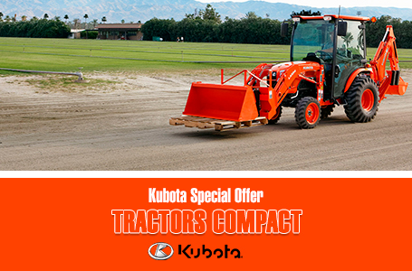 Kubota Special Offer - Tractors Compact