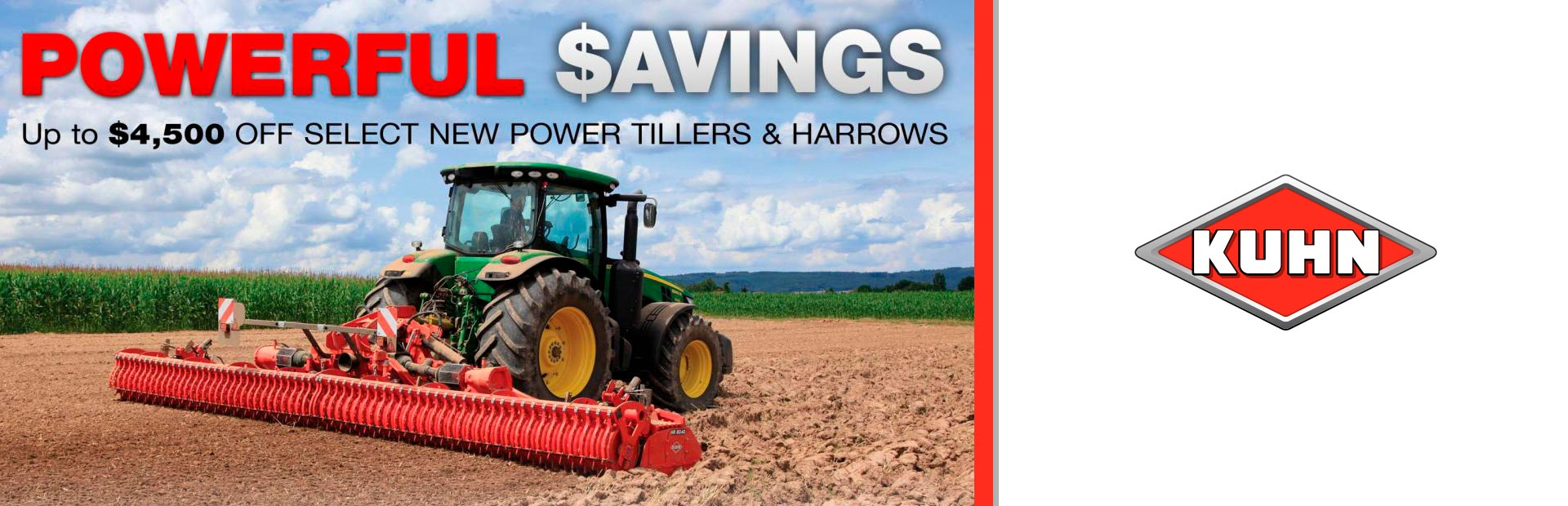 Kuhn: Powerful Savings