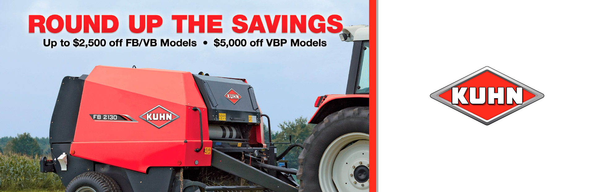 Kuhn: Round Up the Savings