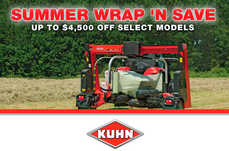 Summer Wrap 'N Save