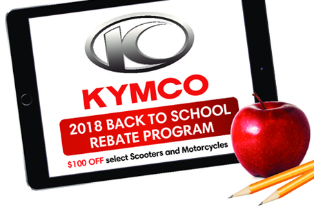 Back To School Rebate Program