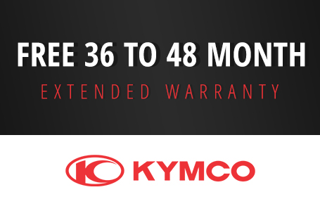 Free 36 to 48 month Extended Warranty