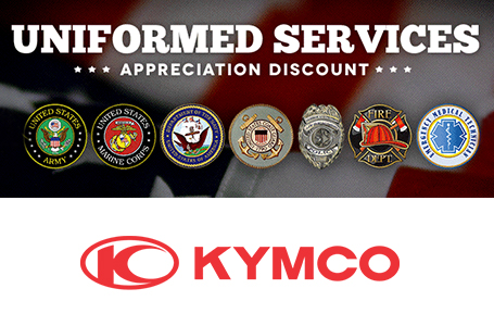 Uniformed Services Appreciation Discount