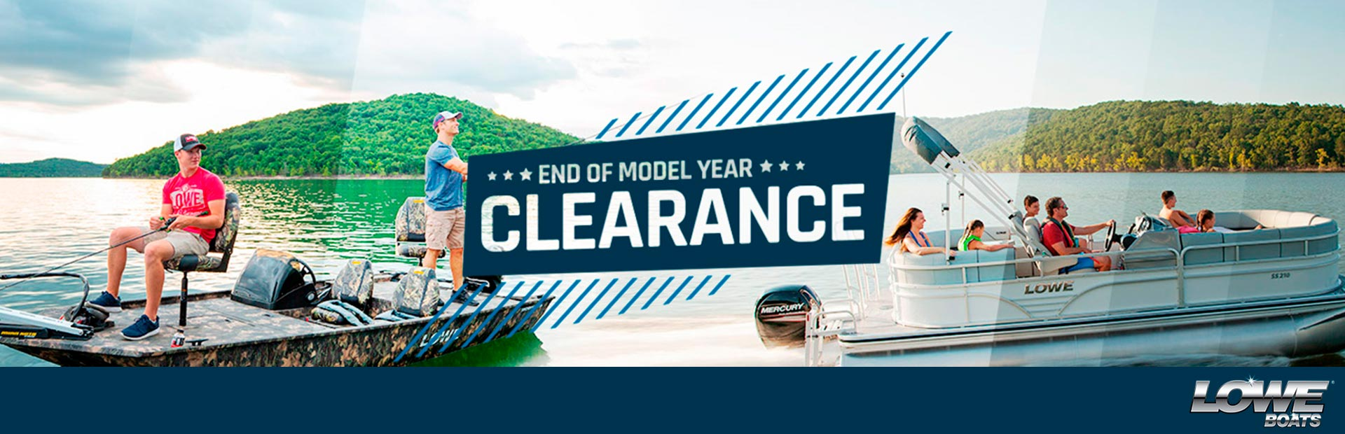 Lowe: End Of Model Year Clearance