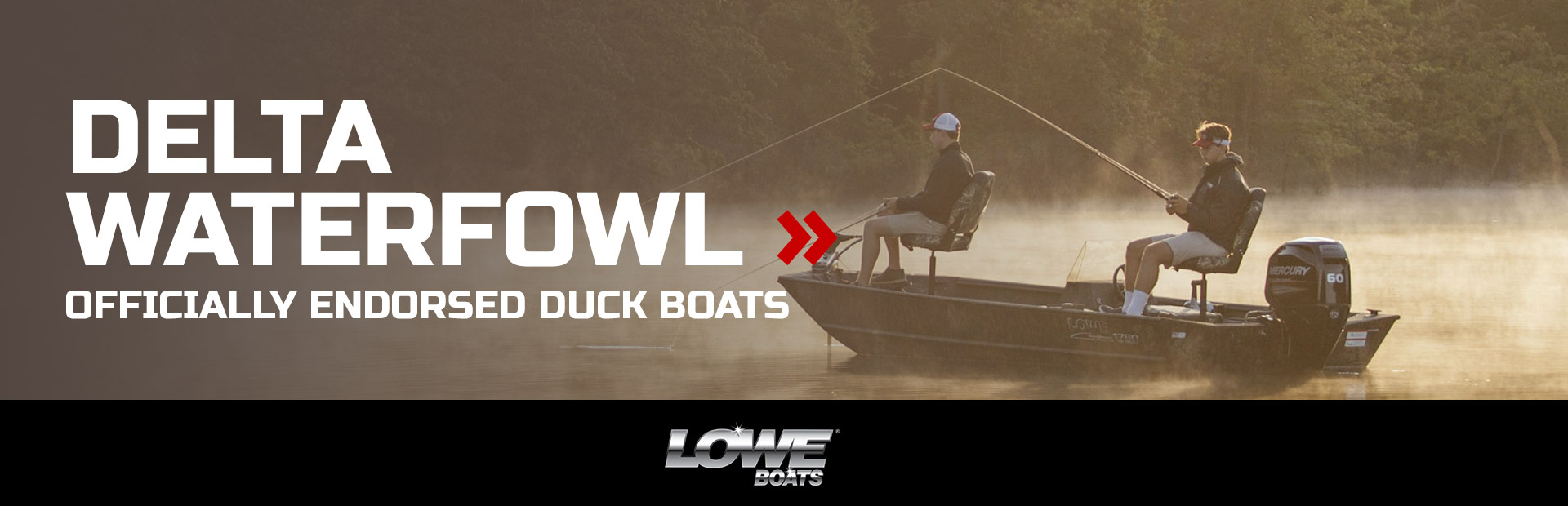 Lowe: Delta Waterfowl Rebate