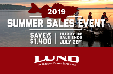 2019 Summer Sales Event
