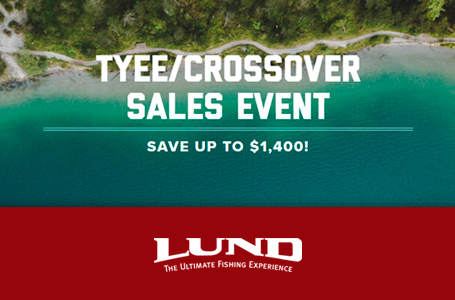 Tyee/Crossover Sales Event