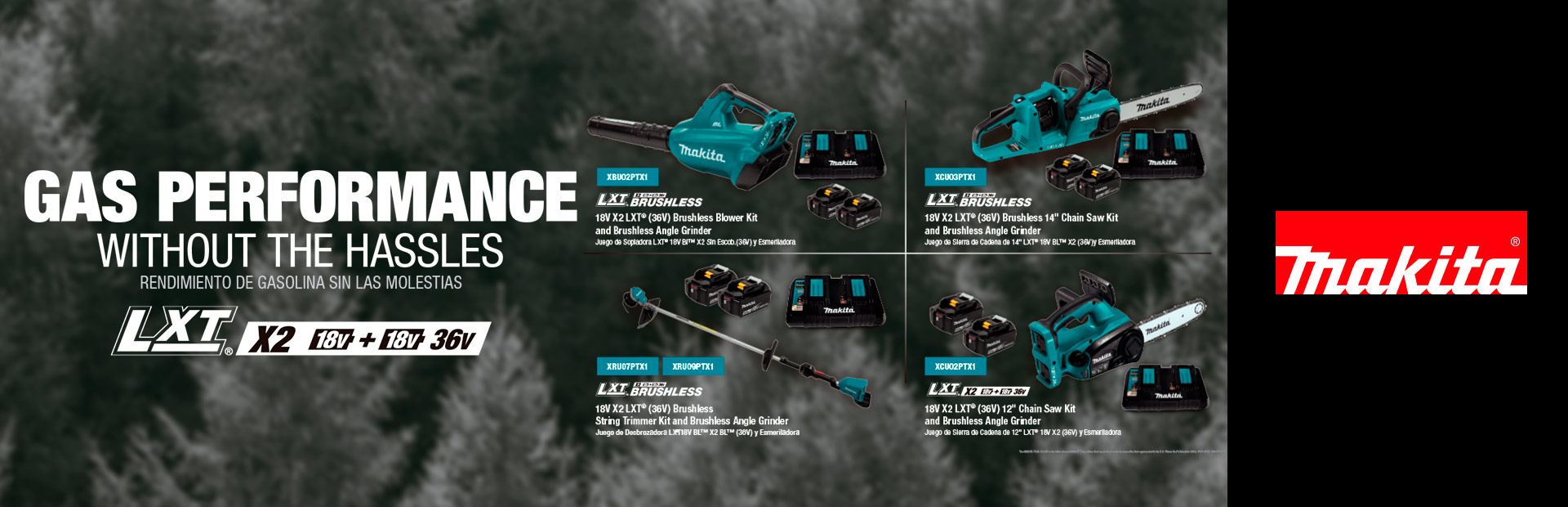 Makita: Gas Performance Without The Hassles