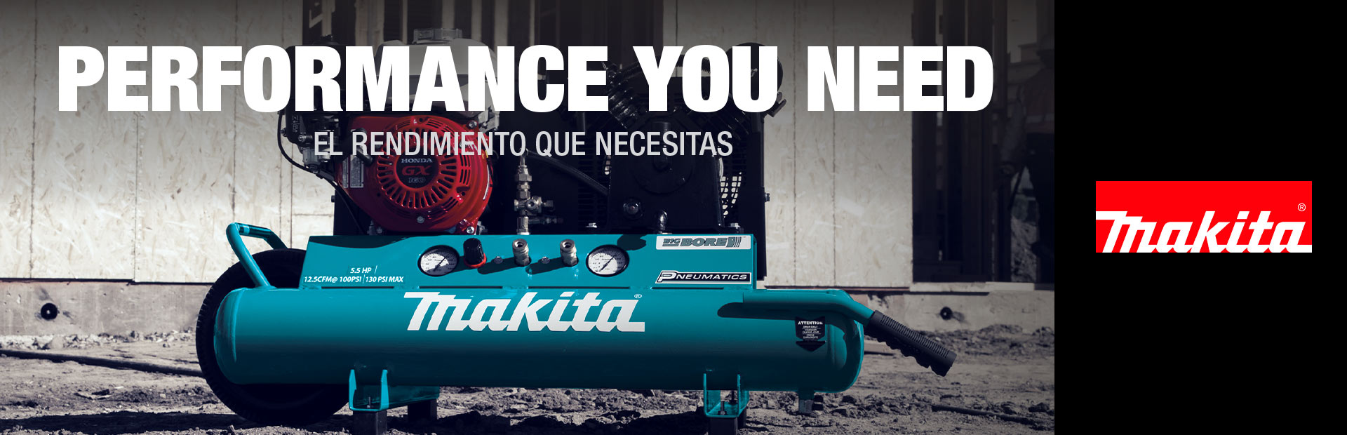 Makita: Performance You Need