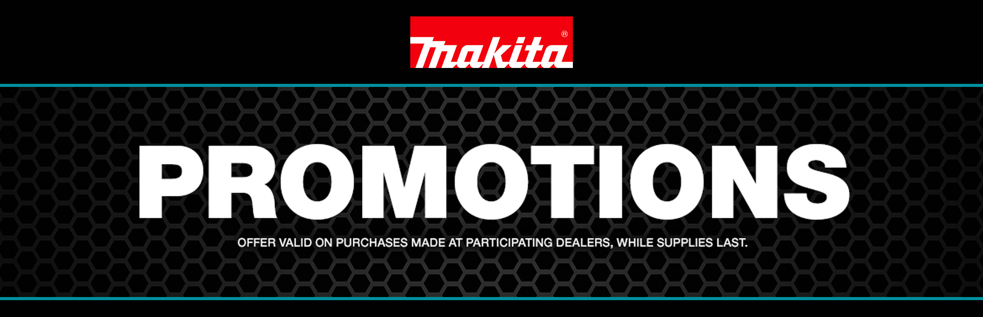 Makita: Makita Promotions