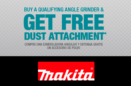 BUY A QUALIFYING ANGLE GRINDER