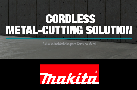 Cordless Metal-Cutting Solution