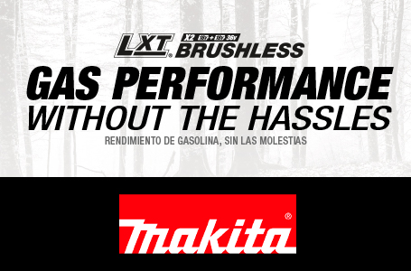 LXT Brushless Gas Performance Without The Hassles