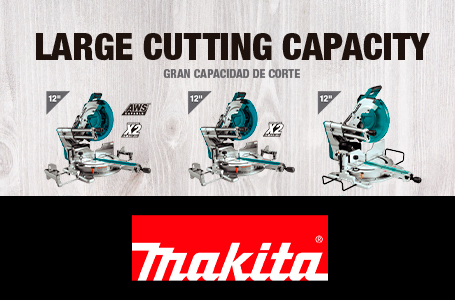 Large Cutting Capacity