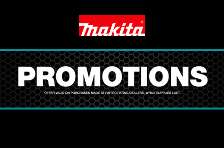 Makita Promotions