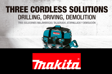 Three Cordless Solutions