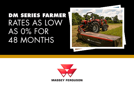 DM Series Farmer - Rates as low as 0% for 48 Month