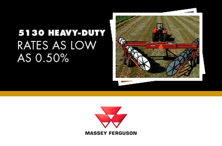 5130 Heavy-Duty - Rates as low as 0.50%