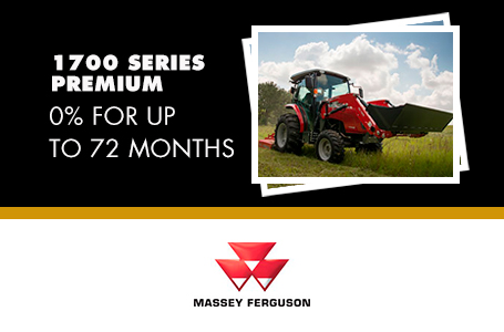 1700 Series Premium - 0% for up to 72 Months