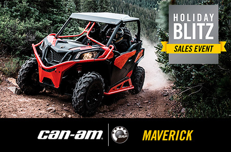 Holiday Blitz Sales Event - MAVERICK