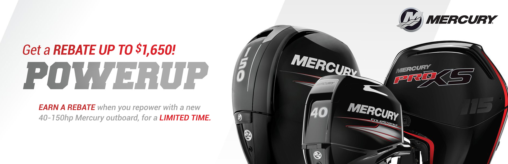 Mercury: PowerUp Sales Event