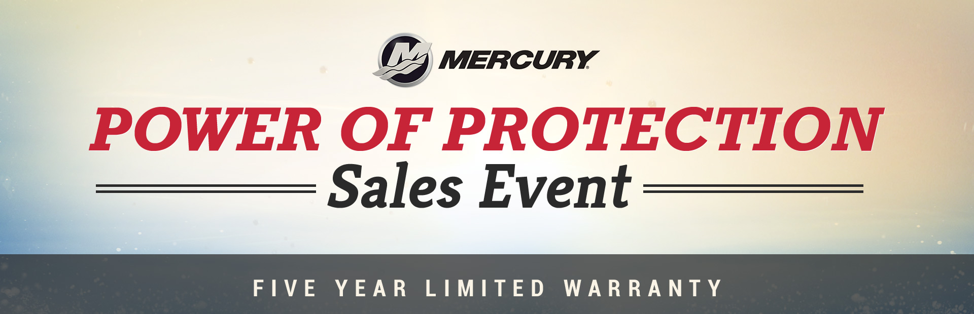 Mercury: Power of Protection Sales Event