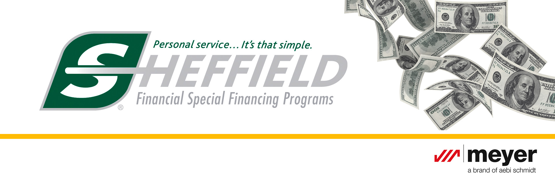Meyer Products: Sheffield Financing