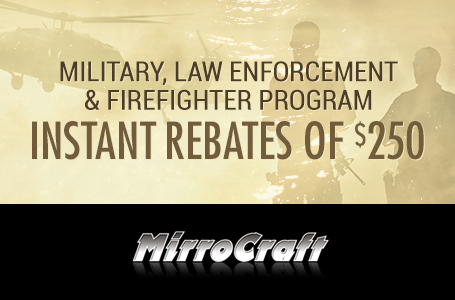 MILITARY, LAW ENFORCEMENT & FIREFIGHTER PROGRAM