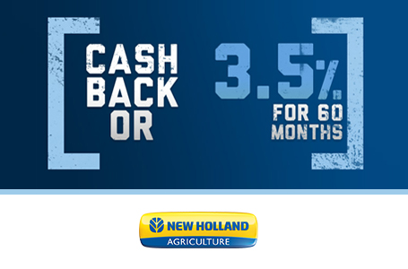 Cash Back OR 3.5% for 60