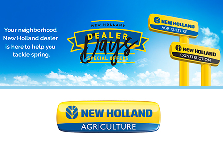 New Holland Dealer Days