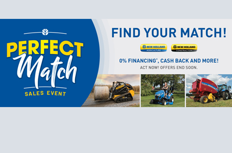 Perfect Match Sales Event