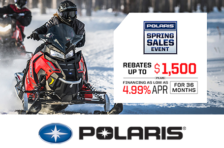 Spring Sales Event - Snow