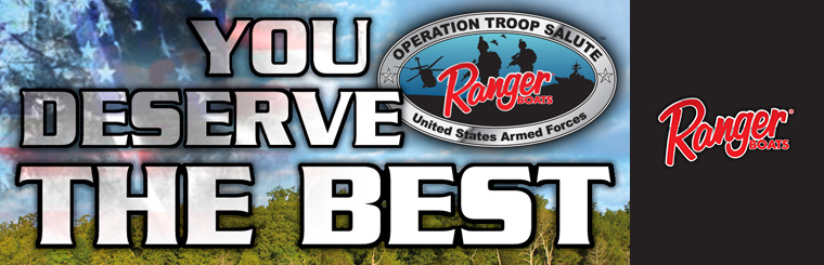 Ranger: Operation Troop Salute Military Appreciation