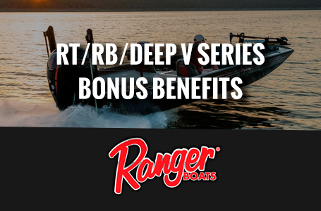 RT/RB/DEEP V SERIES BONUS BENEFITS