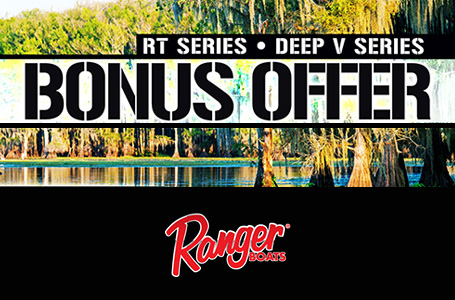 RT Series / Deep V Series Bonus Offer