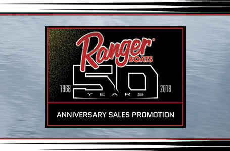 50th Anniversary Sales Promotion