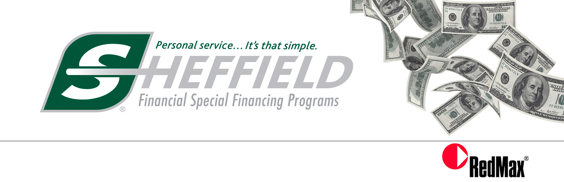 RedMax: Sheffield Retail Financial Programs
