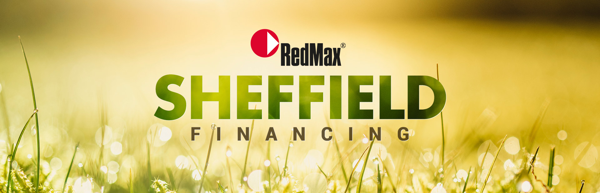 RedMax: Sheffield Financing