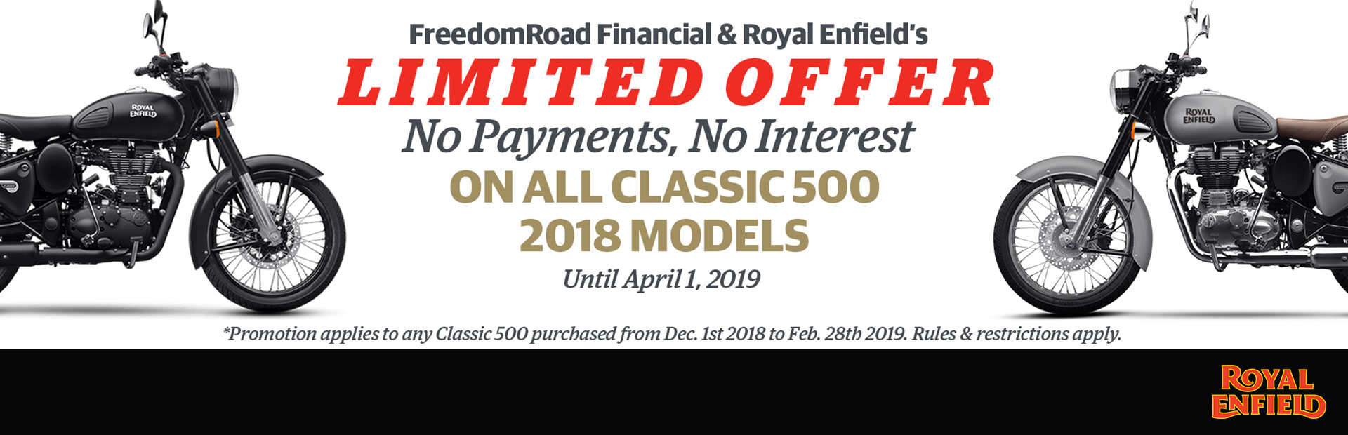 Royal Enfield: FreedomRoad Financial