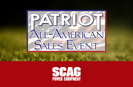 Patriot All-American Sales Event