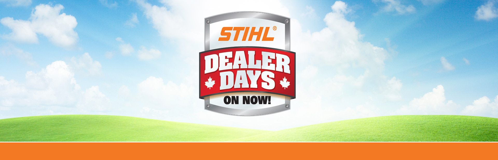 STIHL: STIHL Dealer Days