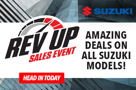 Rev Up Sales Event