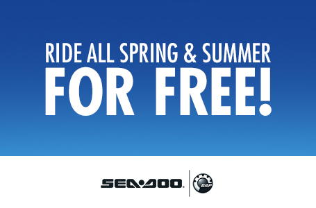 Ride All Spring and Summer for Free!