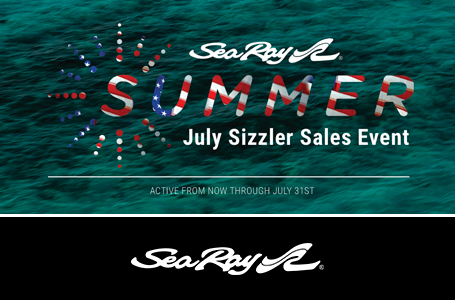 July Sizzler Sales Event