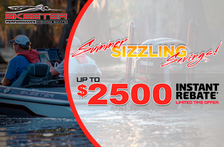 Summer Sizzling Savings!